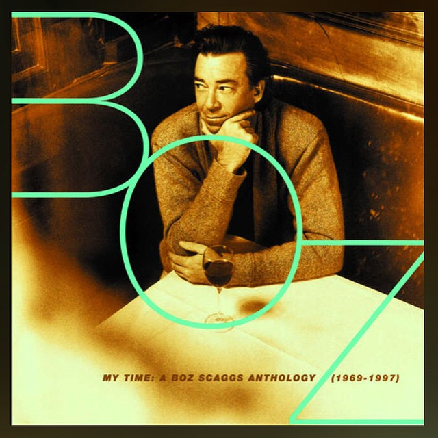 I grew up with music to my soul :) as time went by I definitely expanded my listening repertoire.  Blue-eyed soul has always been a favorite.  #BozScaggs #LowDown