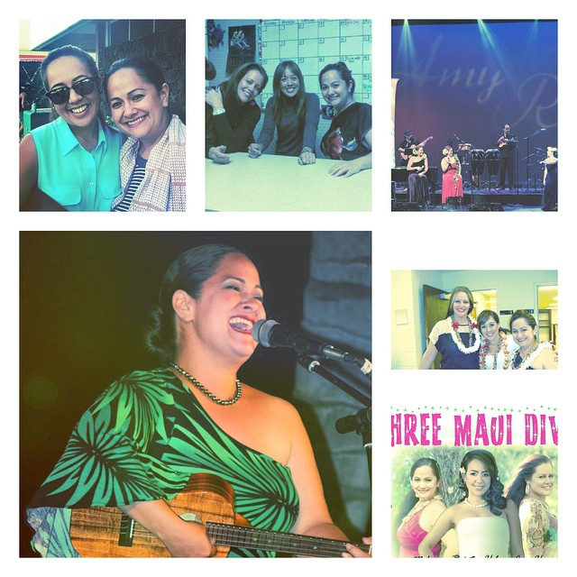 Want to wish this gorgeous, mana-ful, ʻakamai, such a talent, passionate and so fun to be with wahine ... A hauʻoli lā hānau ... We are so blessed to have you in this world ... You have a lot to offer and you definitely have done good for our people ... And will continue to touch more and more ... Please enjoy your birthday with friends and ʻohana ... Miss you sis ... CHEERING !!! @napuamusic